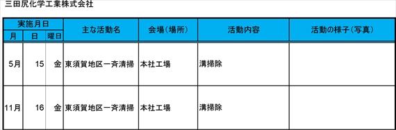 三田尻化学工業株式会社