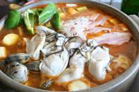 播州ひろめ隊(赤穂)「牡蠣鍋」