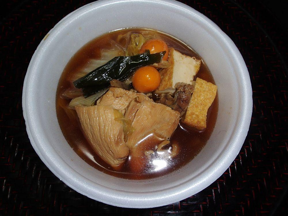 長州食維新ぶちうま隊「ぶちうま鶏すき鍋」