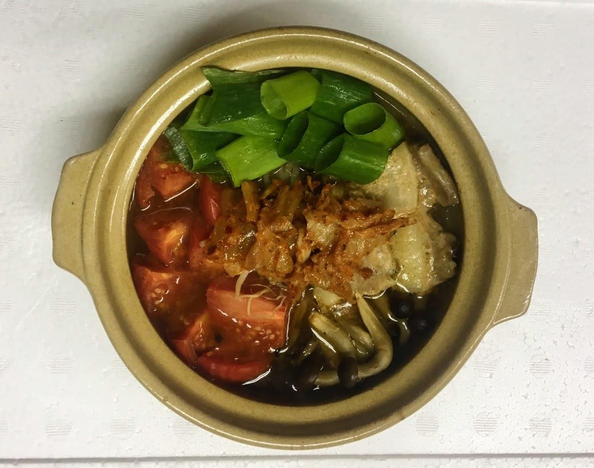 長州食維新ぶちうま隊 「絶品トマトキムチ鍋」