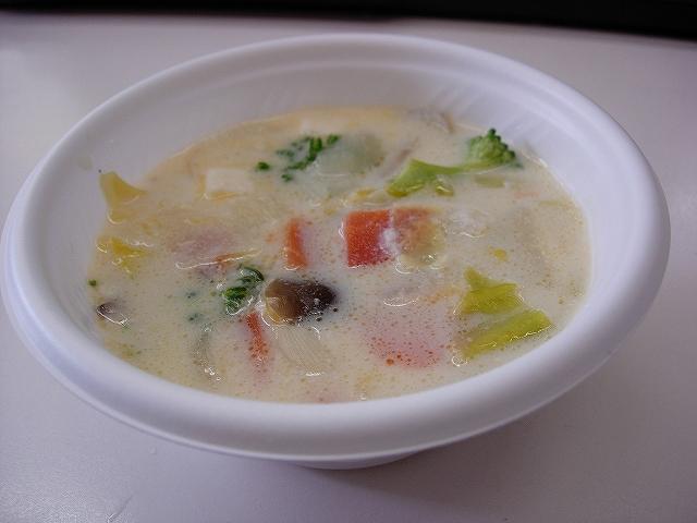 防府市生活改善実行グループ連絡協議会「モォ~ちゃんのカッテージチーズ入りいきいきミルク鍋」